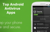 Top Free &Paid Android Antivirus Apps for Your Mobile in 2018
