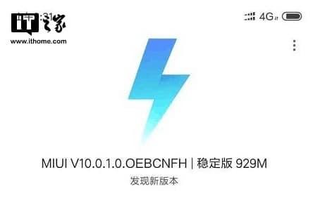 Xiaomi MIUI 10 Update Featured