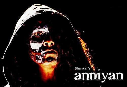 Anniyan - All Time Top Tamil Movies