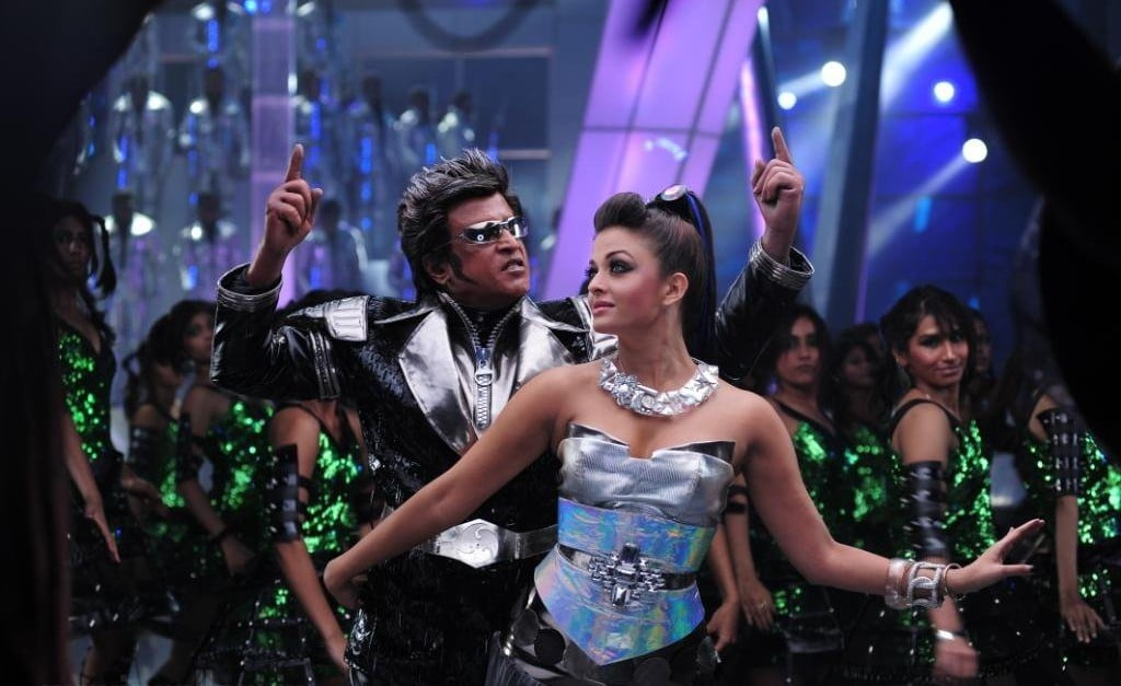 Enthiran - All Time Top Tamil Movies