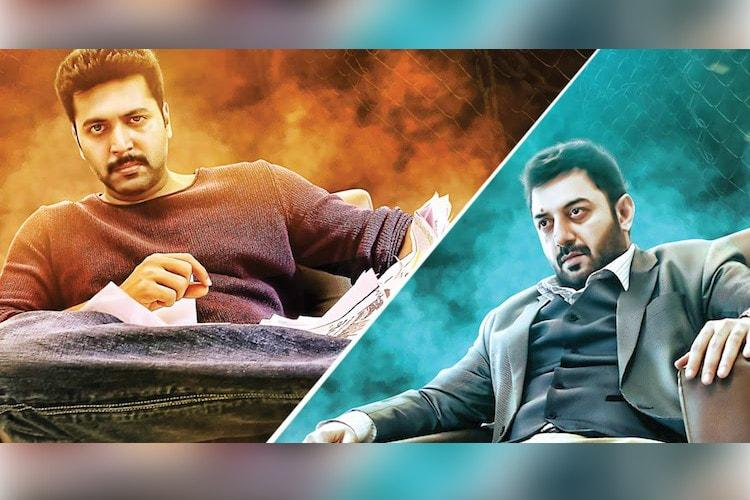 Thani Oruvan-Top Rated Tamil Movies of All Time