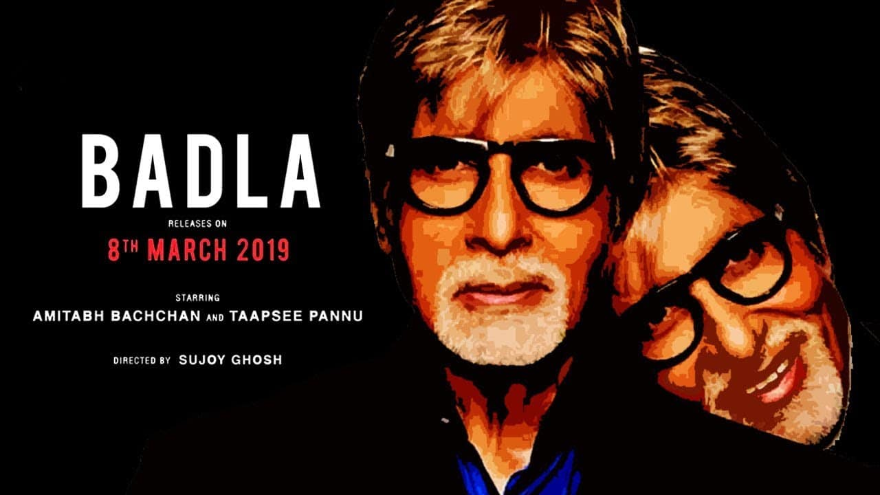 Watch Bollywood Movies Online – Amitabh Bachchan's Badla Full Movie Download in HD, FHD, Bluray