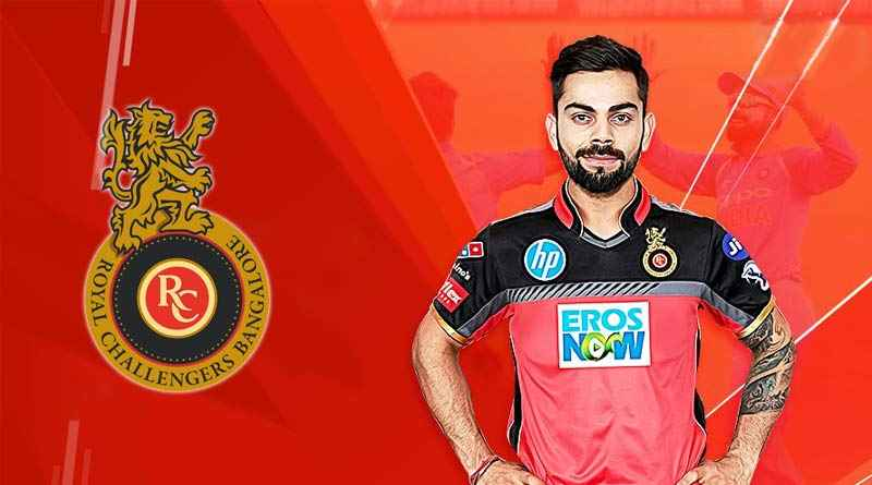 IPL 2019 Royal Challengers Bangalore Team