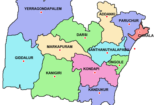 Prakasam MLA Candidates