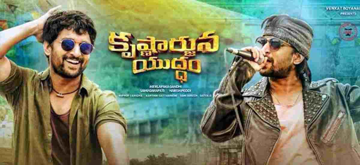 Watch Telugu Movies Online – Nani's Dual Role Krishnarjuna Yudham Full Movie Download in HD, FHD, Blueray