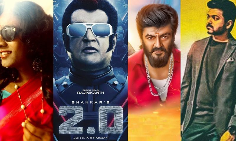 Tamil Top Rated Movies In 2018