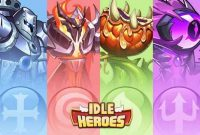 Download Idle Heroes On PC – Compatible With Windows 7, 8, 10 And Mac OS
