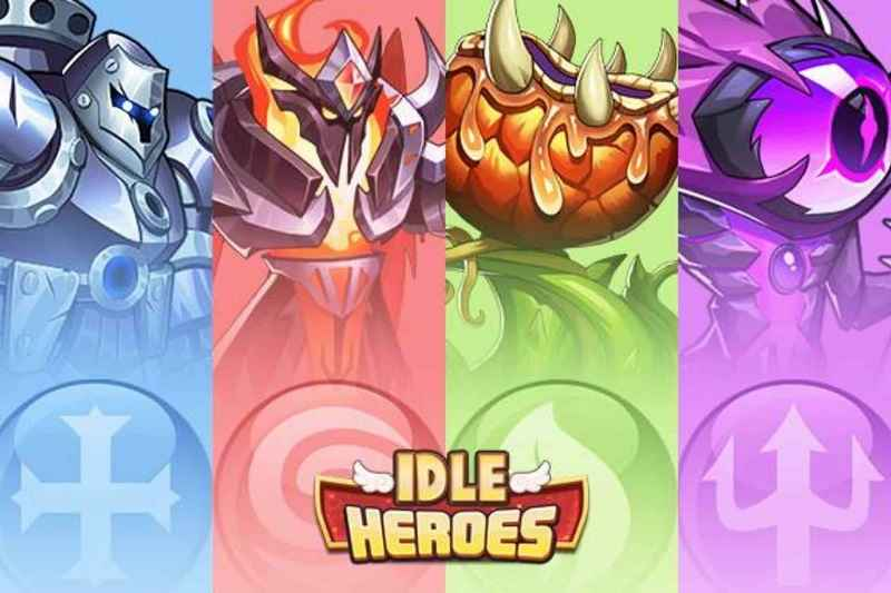 Download Idle Heroes On PC