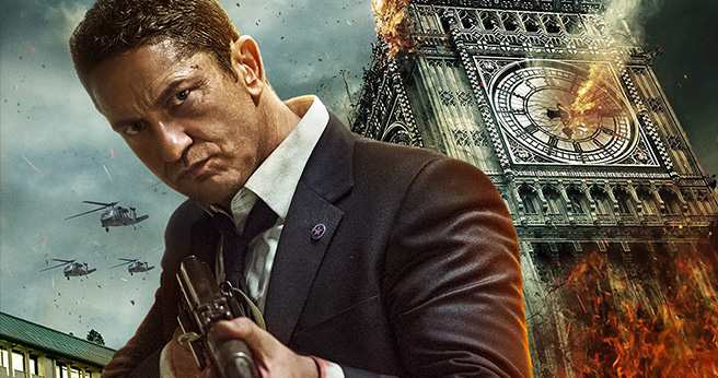 Gerard Butler Hollywood Film Angel Has Fallen Leaked Online By Piracy Website Tamilrockers, Movierulz, Pagalworld