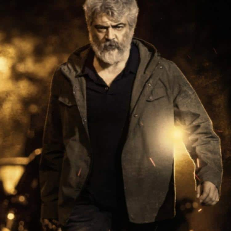 Ajith Kumar's Latest Movie Nerkonda Paarvai Leaked by Torrentz, Movierulz, Tamilrockers Online For Free Download in HD & FHD