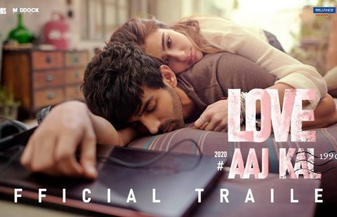 Kartik Aaryan's Love Aaj Kal Leaked by Filmyzilla Online For Free Download
