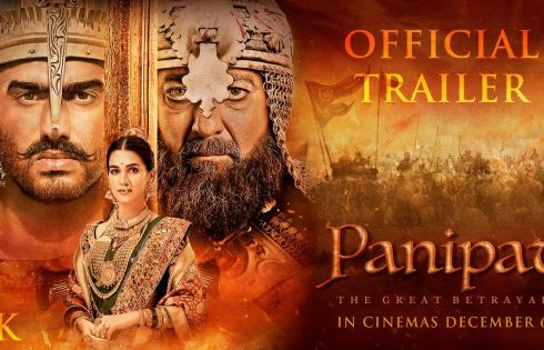 Filmyzilla strikes again – Arjun Kapoor's latest movie Panipat Leaked by Filmyzilla Online in HD & FHD