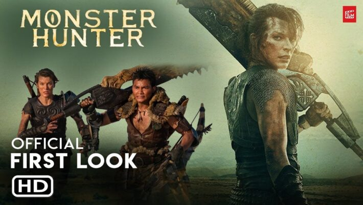 Milla Jovovich's Monster Hunter Full Movie Download in HD Leaked By Filmywap