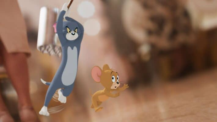 Tom And Jerry Full Film Download and Leaked by Moviezwap