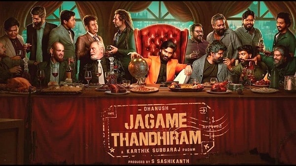 Dhanush's Jagame Thandhiram Full Movie