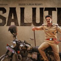 Dulquer Salmaan's Salute Movie Teaser and Other Details